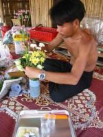 Flowers for Buddha