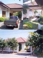 Three views of our new, rented home just outside Chiang Rai